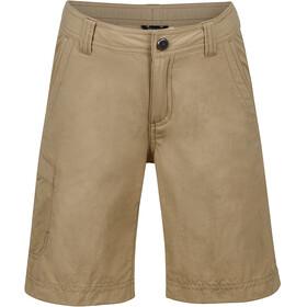 Marmot Boys Cruz Shorts Desert Khaki
